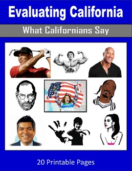 Evaluating California - What Californians Say