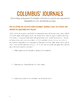 Evaluating Christopher Columbus (PPT & Assignment Bundle with Primary Source)