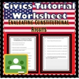 Evaluating Constitutional Rights Floridastudents.org Works