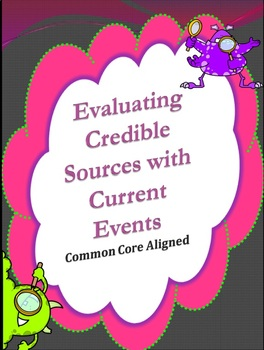 Evaluating Credible Sources