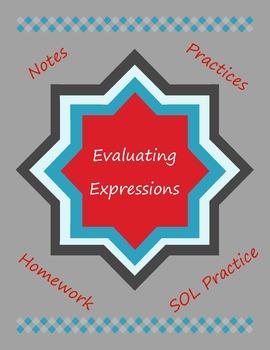 Evaluating Expressions Bundle