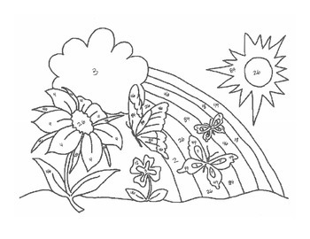 Evaluating Expressions Coloring Page