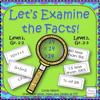 Evaluating Expressions for Numbers: Let's Examine the Facts