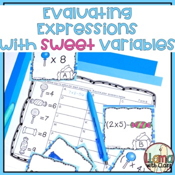 Evaluating Expressions with Sweet Variables