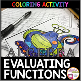 Evaluating Functions Coloring Activity