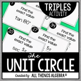 Unit Circle Triples Activity