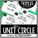 Unit Circle Triples Activity