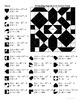 Evaluating Quadratic Functions In Vertex Form Color Worksheet