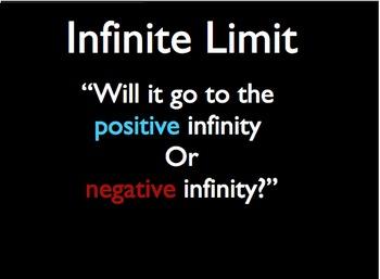 Evaluating Infinite Limits