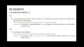 Evaluating Information Online: Research using the CARS Acronym