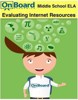 Evaluating Internet Resources-Interactive Lesson