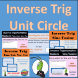Evaluating Inverse Trigonometry Functions Unit Circle Goog