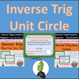 Evaluate Inverse Trigonometric Functions Unit Circle Googl