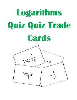 Evaluating Logarithms Teaching Resources Teachers Pay Teachers