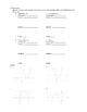 Evaluating Quadratic Graphs - Notes