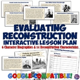 Evaluating Reconstruction Interactive Project