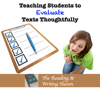 Evaluating Texts Minilesson with Fun Meme Activity!