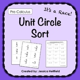 Unit Circle Activity: It's a Race!