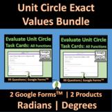 Evaluating Trigonometric Functions with Exact Values, Degr