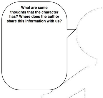 Evaluating characters from a story