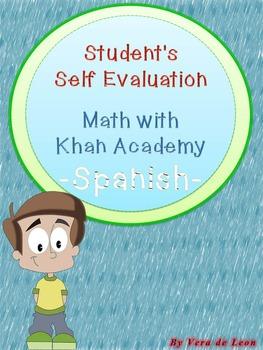 Evaluation- Math with Khan Academy progress- Student's Rub