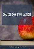 Evaluation of L2 coursebooks