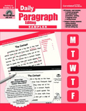 Daily Paragraph Editing Sample Lessons