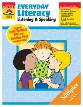 Everyday Literacy: Listening and Speaking Sample Lessons