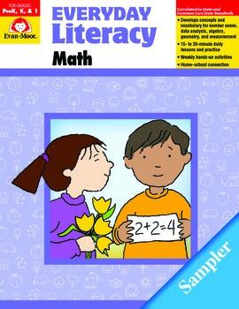 Everyday Literacy: Math Sample Lessons