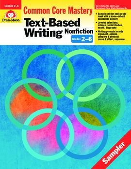 Text-Based Writing Lessons