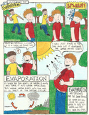 Evaporation Comic