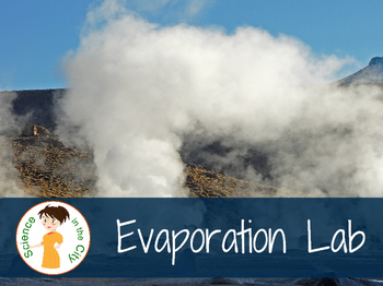 Factors Affecting Evaporation Lab