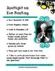 Eve Bunting Author Study!