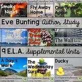 Eve Bunting Author Study