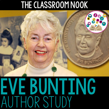Eve Bunting Author Study {CCSS Aligned}