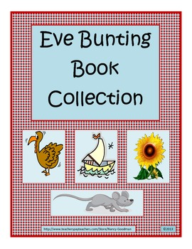 Eve Bunting Collection