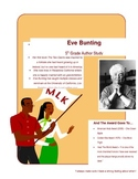 Eve Bunting Handout