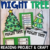 Eve Bunting's Night Tree: Interactive Book Project