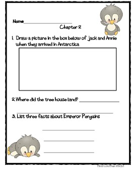 Eve of the emperor penguin book