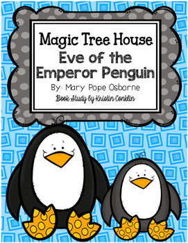 Magic Tree House MERLIN MISSIONS #12 Eve of the Emperor Penguin