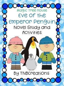 Eve of the Emperor Penguin Novel Study