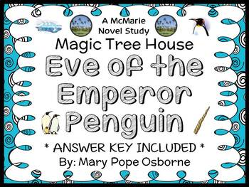 Eve of the Emperor Penguin : Magic Tree House #40 (Osborne) Novel Study