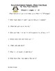 Eve of the Emperor Penguin Magic Tree House #40 Reading Comprehension Questions