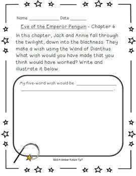 Eve of the Emperor Penguin Magic Tree House Literature Guide (Common Core)