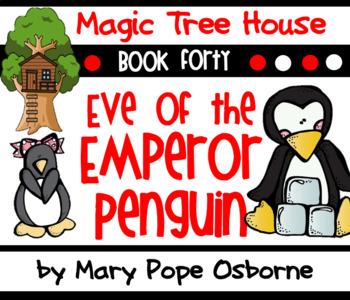Eve of the Emperor Penguin Novel Unit Magic Tree House #40