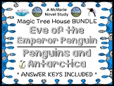Eve of the Emperor Penguin | Penguins and Antarctica : Magic Tree House BUNDLE