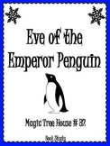 Eve of the Emperor Penguin Unit: Comprehension, Vocab, Sequencing, and More!