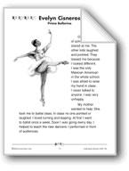 Evelyn Cisneros: Prima Ballerina