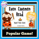 Vowel Teams Game | Even Cavemen Read