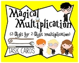 Even More Magical Multiplication Task Cards #6